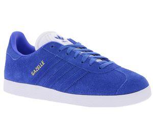 adidas coole Damen-Sneaker Originals Gazelle Schuhe Blau