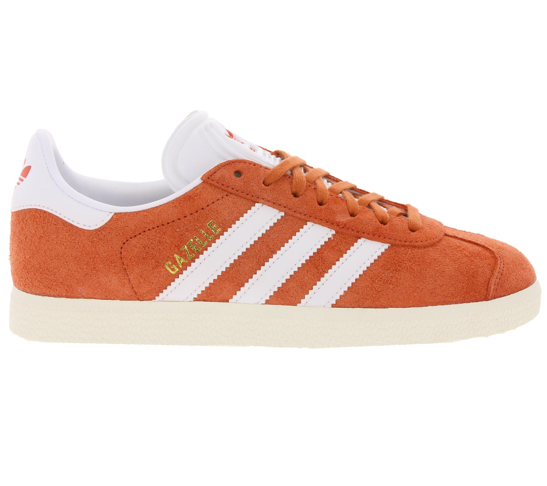 Originals Schuhe Adidas Sneaker Lässige Damen Orange Gazelle dexBWrCo