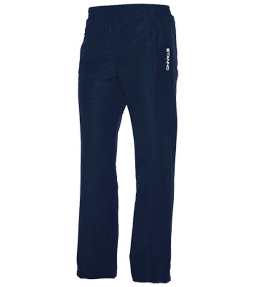 STANNO Jogger schlichte Kinder Trainingshose Taslan Pant Junior Navy