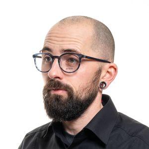 Guess Brille Herren Blau Lese-Brillen Brillen-Gestell Brillen-Fassung – Bild 4