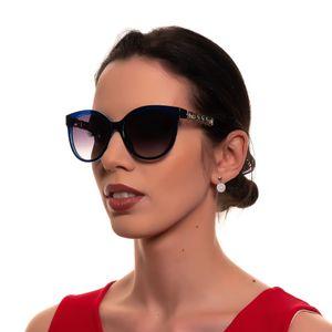 Guess Sonnenbrille Damen Blau – Bild 4