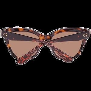Guess Sonnenbrille Damen Braun – Bild 3