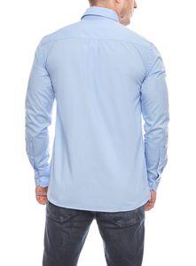 U.S. POLO ASSN. Premium Herren Button-Down Hemd Hellblau – Bild 4