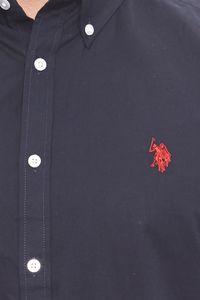 U.S. POLO ASSN. Hemd elegantes Premium Herren Button-Down Shirt – Bild 4
