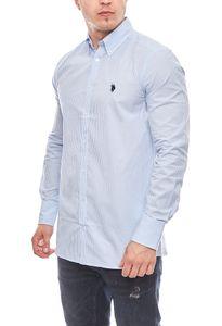 U.S. POLO ASSN. Hemd elegantes Premium Herren Button-Down Shirt – Bild 18