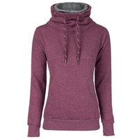 ONLY Damen Sweatshirt Dunkelrosa