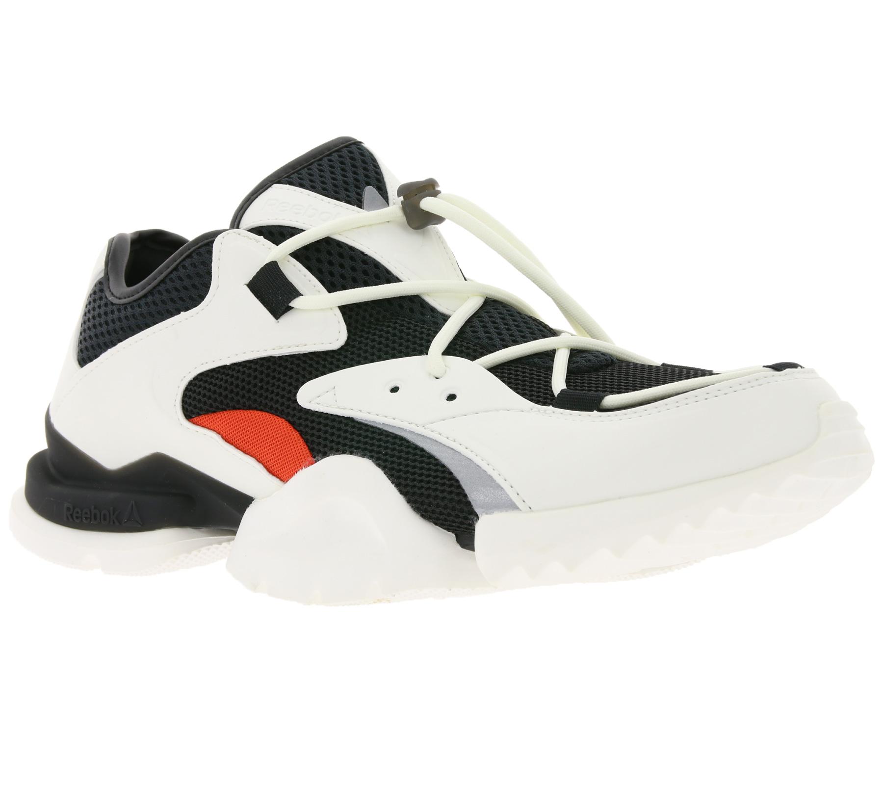 aec831548298d Reebok Schuhe lässige Sneaker Run R 96 Weiß