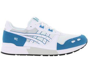 asics Schuhe trendige Sneaker Gel-Lyte Weiß/Blau – Bild 2