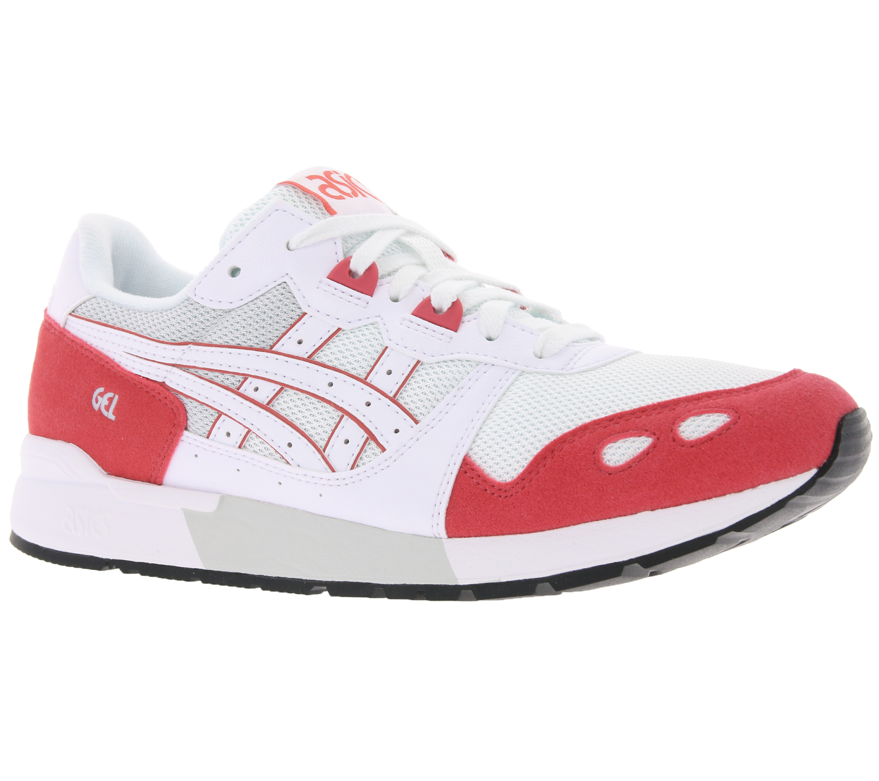 sale retailer c23bc 7eee4 asics sneaker cool shoes Gel-Lyte white / red | Outlet46.de - B2B