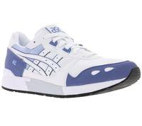 asics Sneaker klassische Turnschuhe Gel-Lyte Weiß/Blau 001