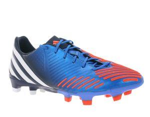 adidas Performance Fussballschuhe moderne Nocken-Fußballschuhe Predator LZ TRX FG Blau – Bild 1