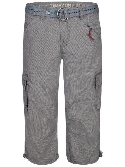 TIMEZONE Miles Herren Shorts Grey Minimal