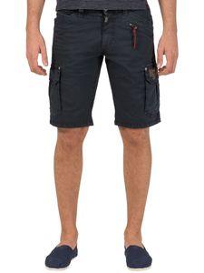 TIMEZONE Ryker Herren Shorts Washed Navy