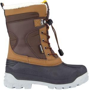 Winter-grip Schneestiefel Sr Canadian Explorer Braun/Anthrazit/Ockergelb/Hellgrau Winter-Schuhe