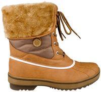 Winter-grip Schneestiefel Sr Furtop Lumberjack Beige/Braun Winter-Schuhe