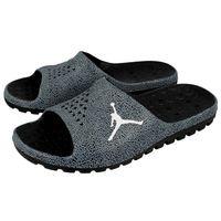 NIKE Jordan Super.Fly Badelatschen klassische Herren Badeschuhe Grau Schuhe
