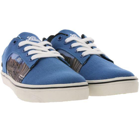 LICO Sneaker stylische Schuhe California Blau