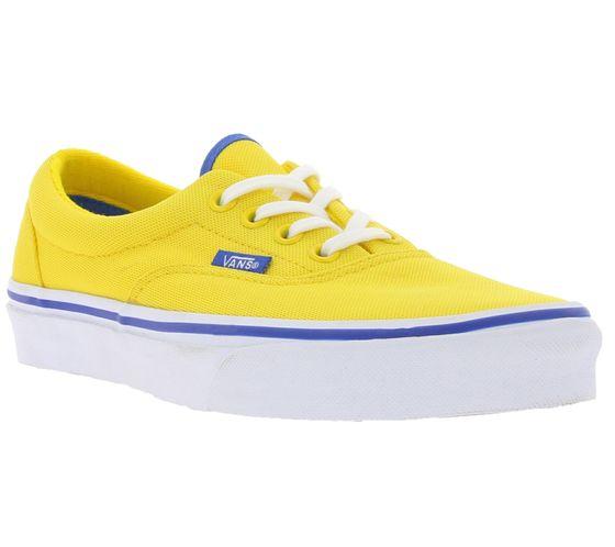 Vans Sneaker Slip-On Gaudy Ladies Era Sneakers Yellow