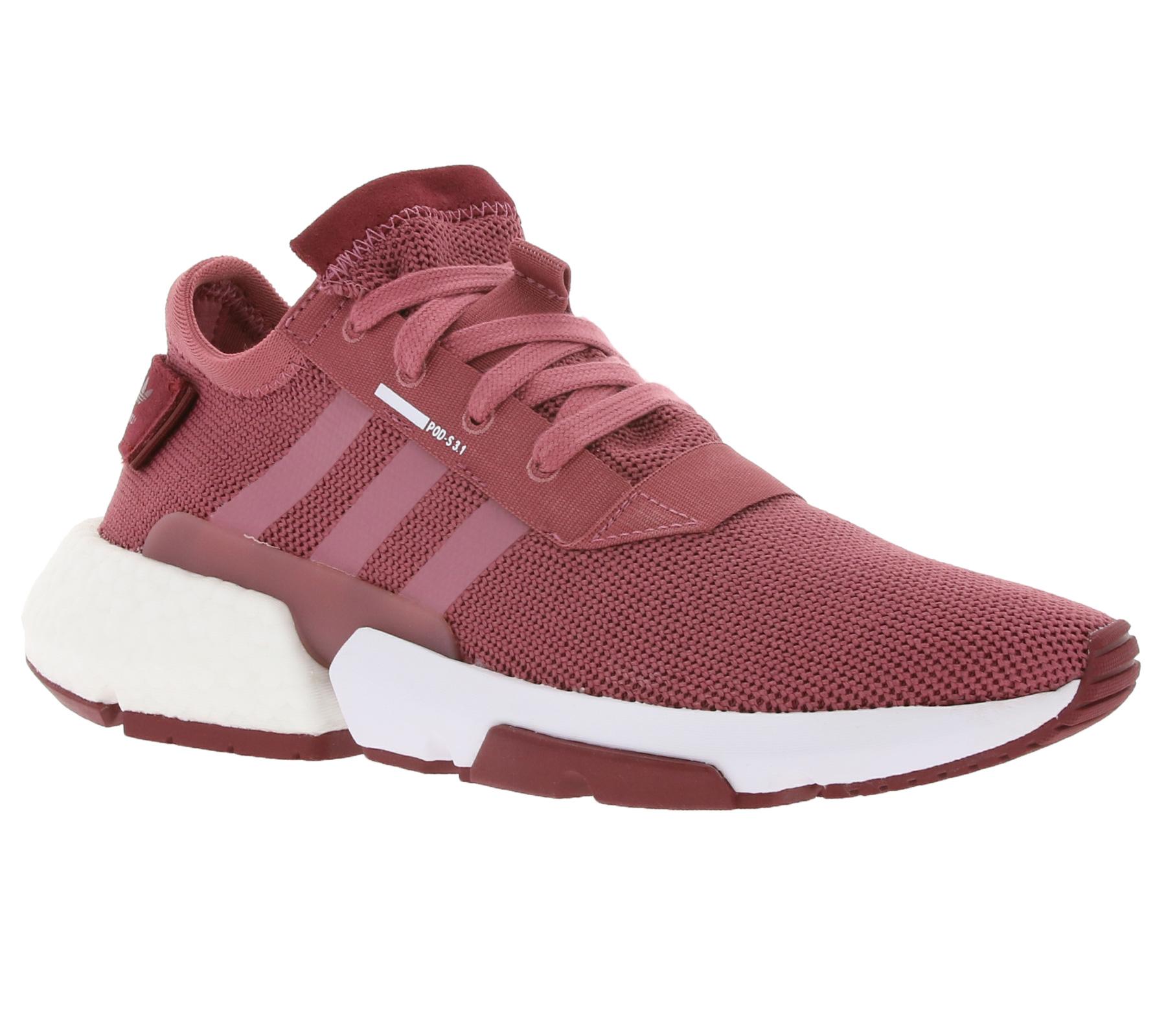 adidas Originals Sneaker sportliche Damen Schuhe POD S3.1 W Bordeaux | B2B