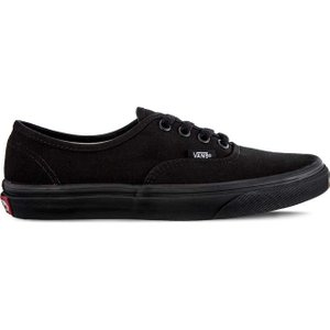 Vans Authentic Sneaker Schwarz Schuhe