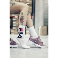 FILA 2er Pack Urban Collection Socken Weiß