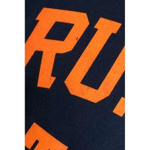 Russell Athletic CrewNeck Herren T-Shirt Blau – Bild 2