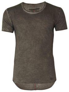 trueprodigy Basic Summer 1 Herren Basic T-Shirt Anthrazit