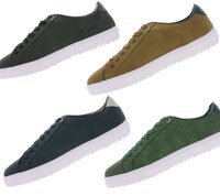 KeN Shoe Fashion Sneaker klassische Low Top Schuhe 001