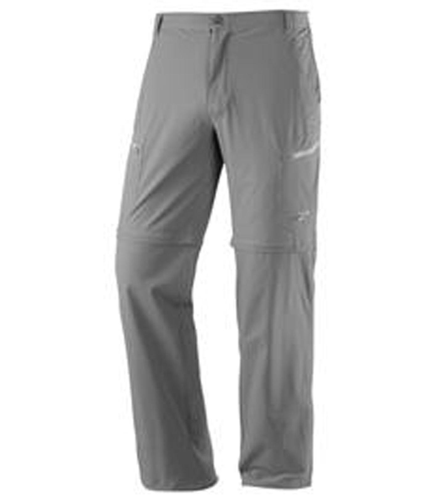 Discounter begrenzte garantie online zu verkaufen OCK Men's Hiking Pants Comfortable Stretch Zipphose Outdoor Trousers Gray |  Outlet46.de - B2B