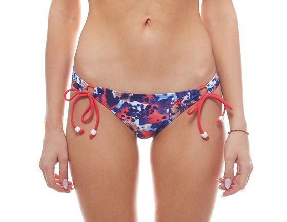 Culotte de bikini MAUI WOWIE culotte de bikini pour femme avec fleurs colorées