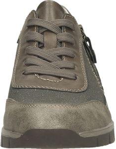 Bama Damen Halbschuhe Grau Schuhe – Bild 4