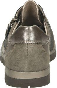 Bama Damen Halbschuhe Grau Schuhe – Bild 5