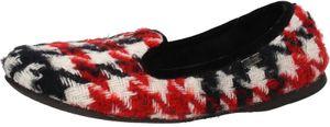 Living Kitzbühel Damen Clogs Rot Schuhe – Bild 1