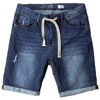 SUBLEVEL Herren Shorts Dark Blue