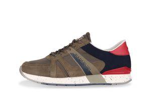 NAPAPIJRI Rebut Herren Sneaker Grün Schuhe