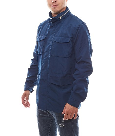 [Bundle] Lager 157 Mens Summer Jacket Lightweight Rain Jacket Navy Black Khaki