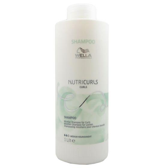 Wella Nutricurls Micellar Curls Shampoo für lockiges Haar 1000 ml NEU OVP