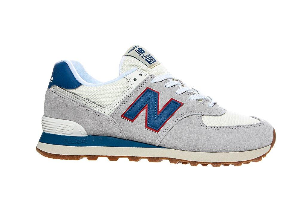 Ml574 Grau Blau Balance Herren New Sneaker DHI9WYE2