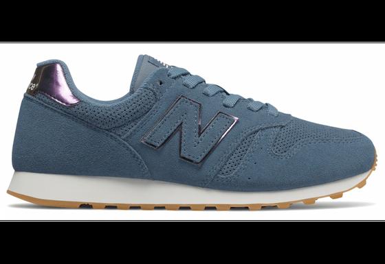New Balance WL373  Sneaker Blau
