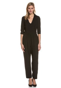 THE FIFTH LABEL AGE OF AQUARIUS LNG 9000 S Damen Jumpsuit Schwarz