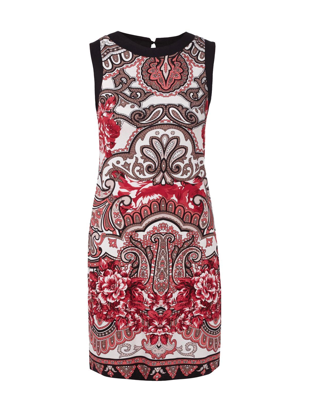 MONTEGO Damen Kleid Fuchsia