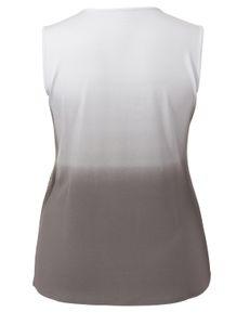 VIA APPIA DUE Damen T-Shirt Grau – Bild 2