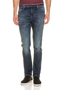7 FOR ALL MANKIND Herren Jeans Blau