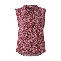 REVIEW Floral Damen Bluse Pink 001