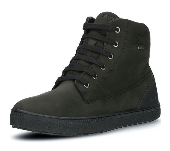 GEOX Damen Sneaker Schwarz Schuhe
