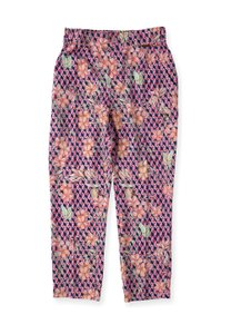 GUESS Girls Printed Pants  Kinder Hose Flowerprint