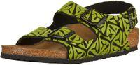 BIRKENSTOCK Milano Kinder Sandalen Seaweed Black Green Schuhe – Bild 2