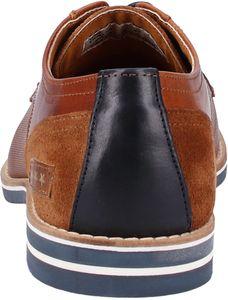 Pantofola d´Oro Herren Businessschuhe Braun Schuhe – Bild 5