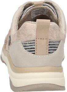 Bama Damen Sneaker Beige Schuhe – Bild 5