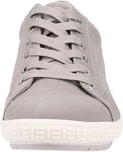 Bama Damen Sneaker Grau Schuhe – Bild 4
